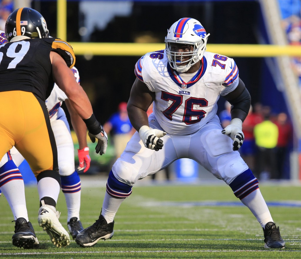 Rebounding from heartbreak: Bills' Miller battles back from long rookie season